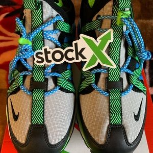 Airmax bowfin 270 size 8.5 100 % authentic stock x